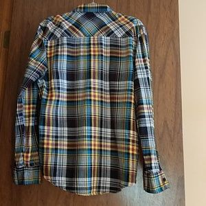 Zoo York Shirts - Size L.  Zoo York Light Flannel,  Button- Front
